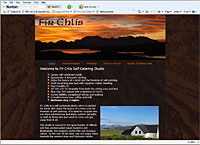 Fir Chlis Self Catering Studio